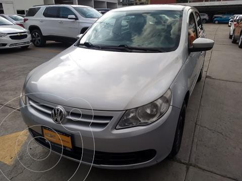 Volkswagen Gol CL usado (2013) color Gris precio $95,000