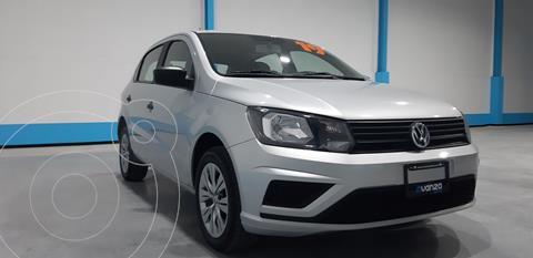 Volkswagen Gol Trendline usado (2019) color Plata Dorado precio $195,000