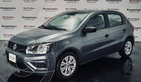 Volkswagen Gol Trendline (2019.5) usado (2020) color Gris Platino precio $189,990