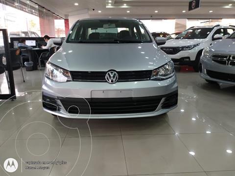 Volkswagen Gol Trendline usado (2018) color Plata Dorado precio $155,000