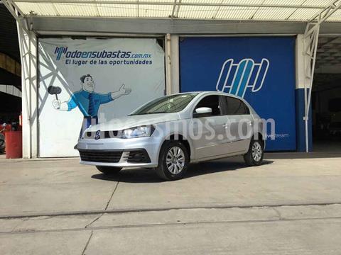 Volkswagen Gol Trendline usado (2017) color Plata precio $59,000