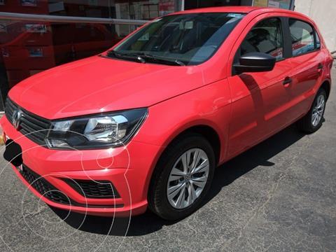Volkswagen Gol Trendline usado (2020) color Rojo precio $199,500