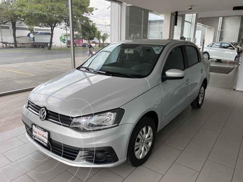 Volkswagen Gol Trendline usado (2017) color Plata precio $163,000
