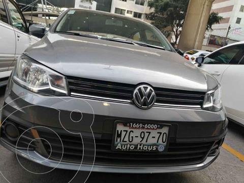 Volkswagen Gol Trendline usado (2017) color Gris precio $150,000
