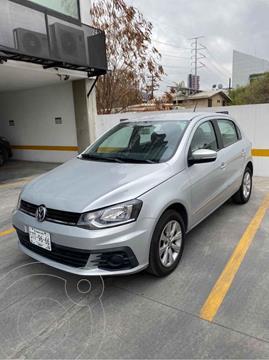 Volkswagen Gol Comfortline Seguridad usado (2017) color Plata precio $139,000