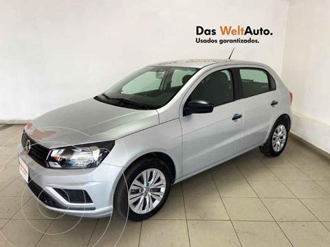 Volkswagen Gol Trendline usado (2020) color Plata precio $189,214