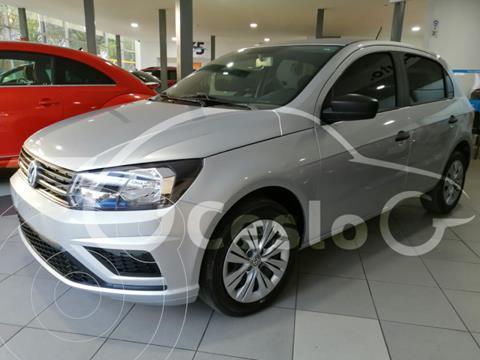 Volkswagen Gol TRENDLINE 1.6L STD usado (2019) color Plata Reflex precio $175,000