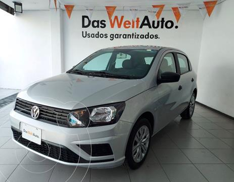 Volkswagen Gol Trendline usado (2020) color Plata precio $209,000