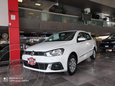 Volkswagen Gol Trendline usado (2017) color Blanco precio $152,000