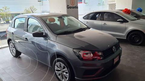 Volkswagen Gol Trendline usado (2020) color Gris precio $198,000