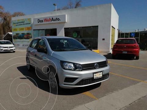 Volkswagen Gol Trendline usado (2019) color Plata precio $179,000