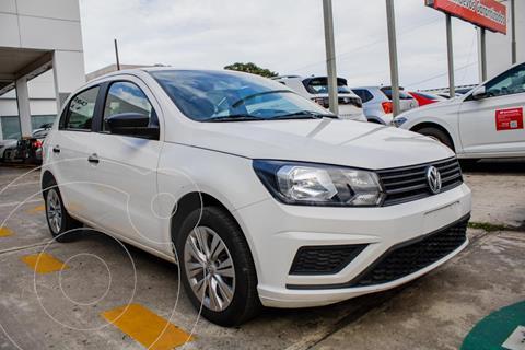 Volkswagen Gol HB TRENDLINE L4 TM usado (2020) color Blanco precio $199,990