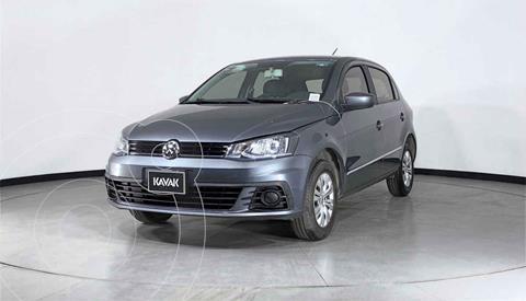 Volkswagen Gol Trendline I-Motion (2019.5 Edicion Aniv.) Aut usado (2019) color Gris precio $194,999