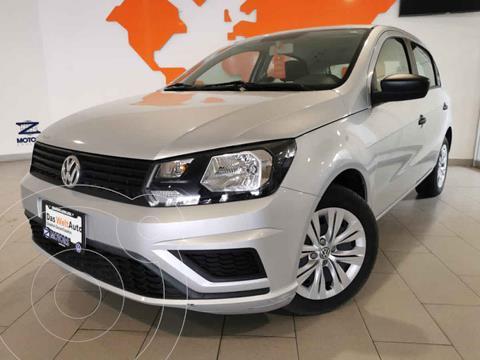 Volkswagen Gol Trendline usado (2020) color Plata precio $212,500