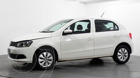 Volkswagen Gol GL usado (2014) color Blanco precio $104,143