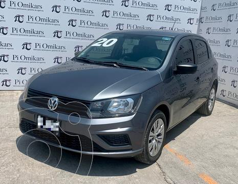 Volkswagen Gol Trendline usado (2020) color Gris precio $185,000