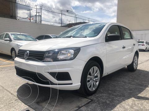 Volkswagen Gol Trendline usado (2020) color Blanco Candy precio $205,000