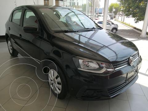 Volkswagen Gol Trendline I-Motion Aut usado (2017) color Negro precio $174,900