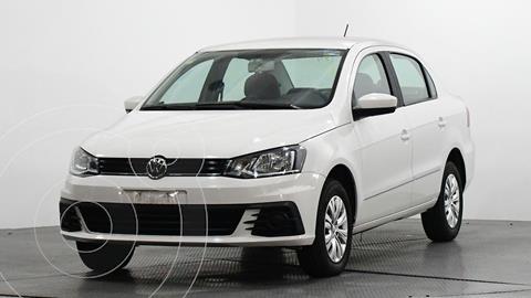 Volkswagen Gol Trendline usado (2018) color Blanco precio $153,639