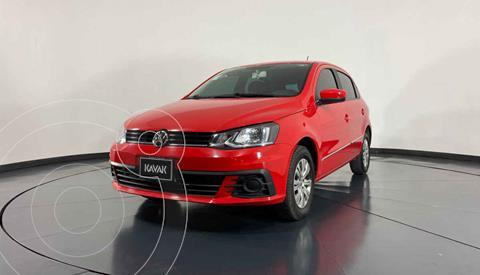 Volkswagen Gol Trendline usado (2018) color Rojo precio $162,999