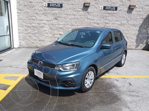 Volkswagen Gol Trendline usado (2018) color Azul precio $155,000