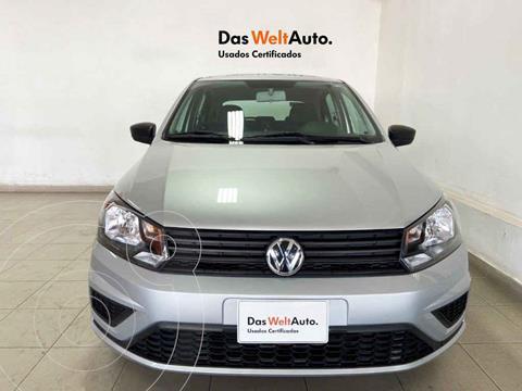 Volkswagen Gol Trendline usado (2020) color Plata precio $202,400
