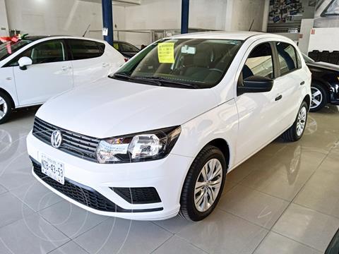 Volkswagen Gol Trendline usado (2020) color Blanco precio $219,900