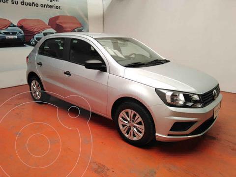Volkswagen Gol Trendline usado (2020) color Plata precio $185,000