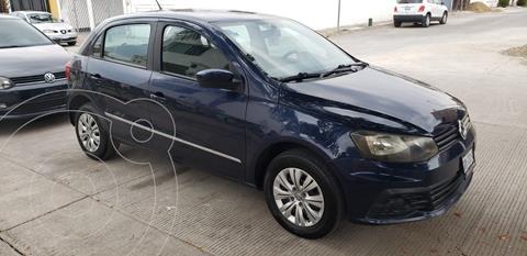 Volkswagen Gol Trendline usado (2017) color Azul precio $118,000
