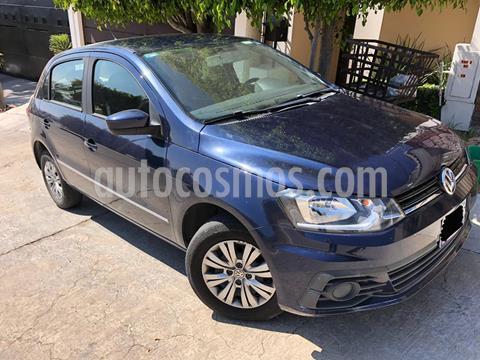 Volkswagen Gol Trendline usado (2017) color Azul precio $130,000