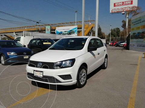 Volkswagen Gol Trendline usado (2019) color Blanco precio $179,000