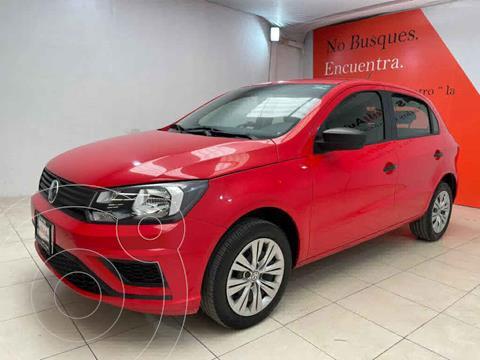 Volkswagen Gol Trendline usado (2020) color Rojo precio $222,000
