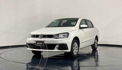 Volkswagen Gol Trendline I - Motion usado (2017) color Blanco precio $167,999