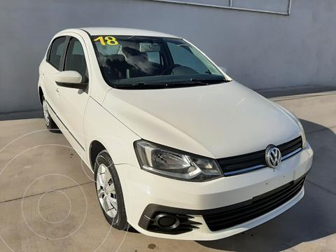 Volkswagen Gol Trendline usado (2018) color Blanco precio $166,860
