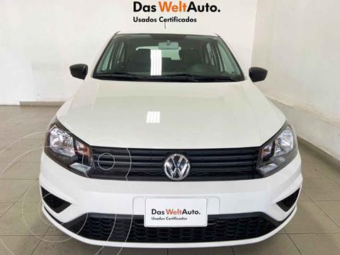Volkswagen Gol Trendline usado (2020) color Blanco precio $212,764