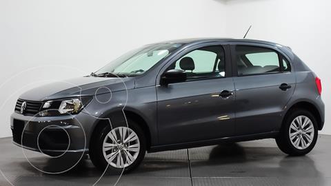 Volkswagen Gol Trendline usado (2020) color Gris precio $186,000