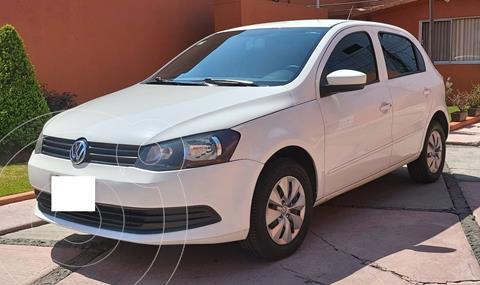 Volkswagen Gol Trendline Ac usado (2014) color Blanco Cristal precio $106,000