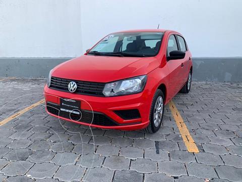 Volkswagen Gol Trendline (2019.5) usado (2019) color Rojo Flash precio $199,900