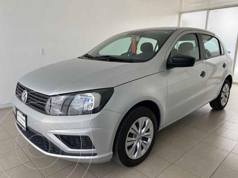 Volkswagen Gol Trendline usado (2020) color Plata precio $220,000
