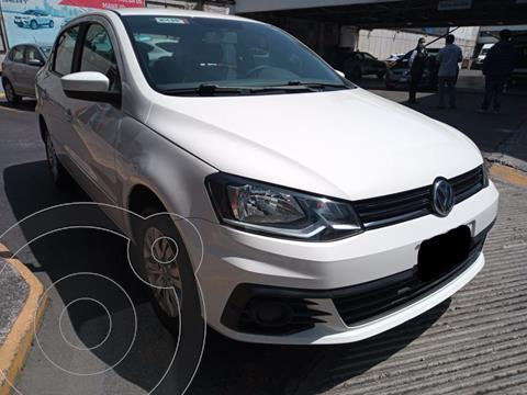 Volkswagen Gol Trendline usado (2017) color Blanco precio $124,000