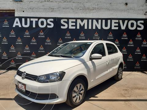 Volkswagen Gol Trendline usado (2014) color Blanco Cristal precio $99,000