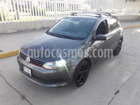 foto Volkswagen Gol Trendline Ac Seguridad usado (2013) color Gris Vulcano precio $89,000