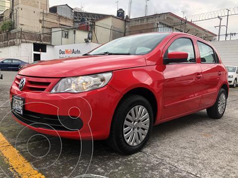 Volkswagen Gol Trendline usado (2011) color Rojo Flash precio $115,000