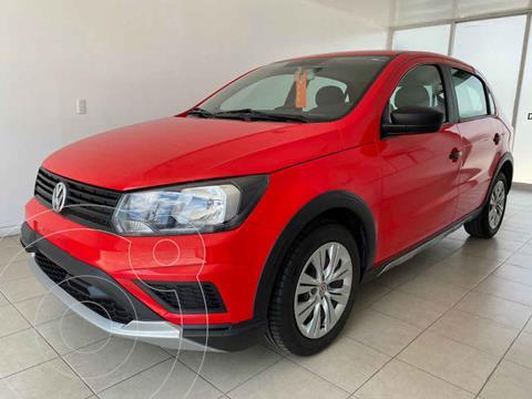 Volkswagen Gol Trendline usado (2020) color Rojo precio $220,000