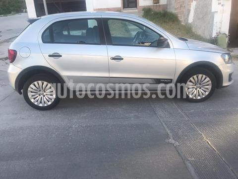 Volkswagen Gol Track usado (2016) color Plata precio $123,000