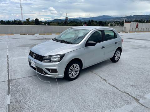 Volkswagen Gol Trendline usado (2020) color Plata Dorado precio $205,000