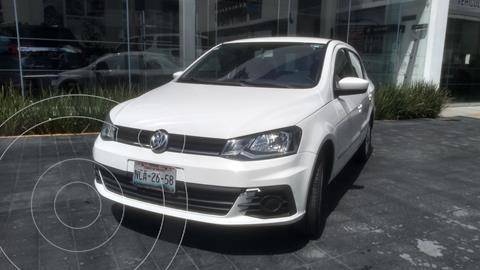 Volkswagen Gol Trendline usado (2018) color Blanco precio $170,000
