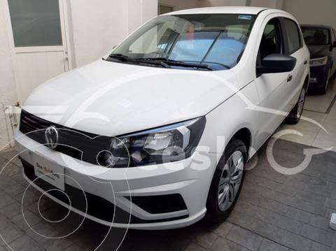 Volkswagen Gol HB TRENDLINE L4 TM usado (2020) color Blanco precio $190,000