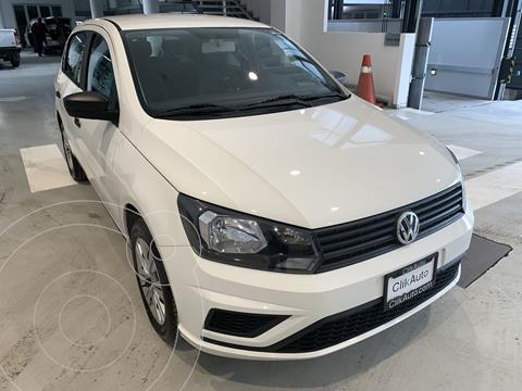 Volkswagen Gol Trendline usado (2020) color Blanco precio $205,000
