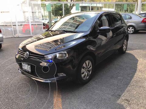 Volkswagen Gol CL Seguridad usado (2014) color Negro precio $99,000